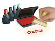 Штемпельные краски на водной основе для бумажных поверхностей